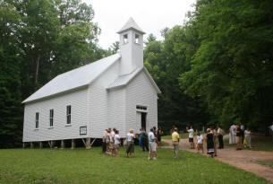 APPALACHIAN BAPTIST CHURCH CADES COVE